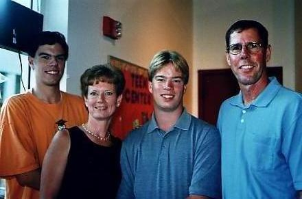 TomT's family.