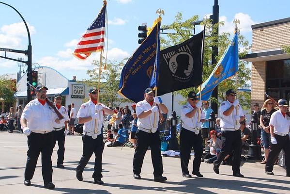 Osseo Lions Roar Parade  9-2015