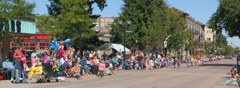 9-2016-Lions Roar Parade and Picnic