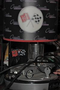 Peggy's long awaited for Corvette!!!!