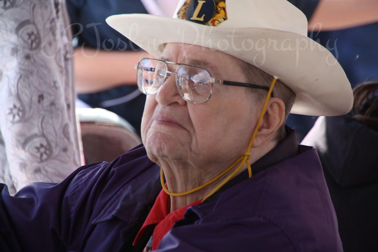 Bud Setzler--Lions Roar Parade-9-11-2010
