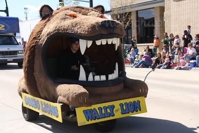 Lions Roar Parade-9-11-2010