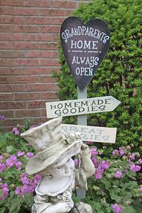 Grandparents home is always open!.