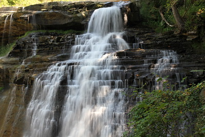 Brandywine Falls, Cuyahoga Valley Nation Park, Ohio