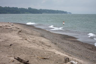 Lake Erie at Headlands Beach State Park, Ohio