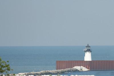 Cleveland, Ohio - Cleveland Harbor East Pierhead