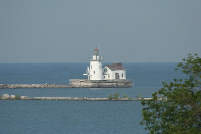 Cleveland , Ohio - Cleveland Harbor West Pierhead