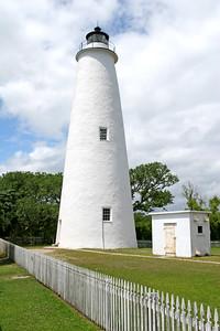 Ocracoke Island, NC Lighthouse