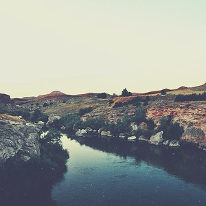 River In Wasteland