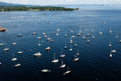 The 2009 Maine Boats, Homes and Harbors Show, Rockland, Maine