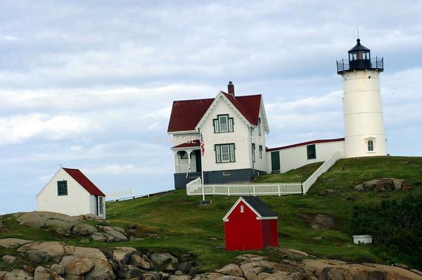Doyle Brothers Maine Light Houses