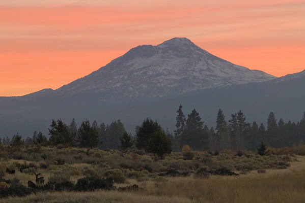 Sisters, Oregon and Surrounds