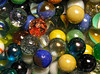 Some of Johns marbles.