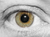 "My right eye.<br /> <br /> ""...Look deep into my eyes..."""