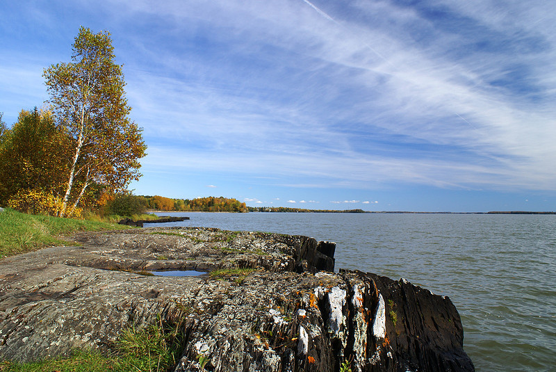 Flat Rock, Dryden Ontario.