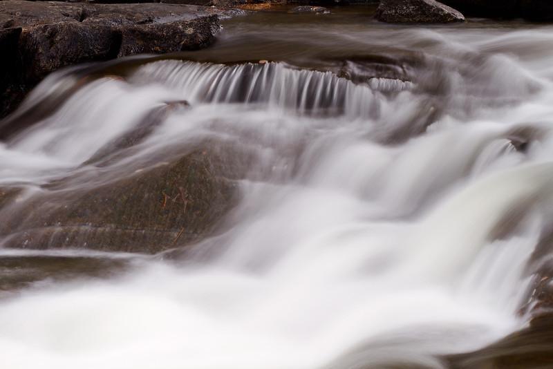 Rushing River, Ontario. Oct 29, 2012.