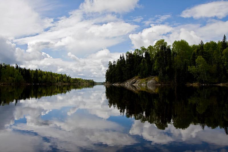 Ingall Lake.