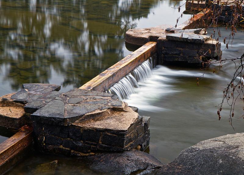 Rushing River, Oct 21,2012.