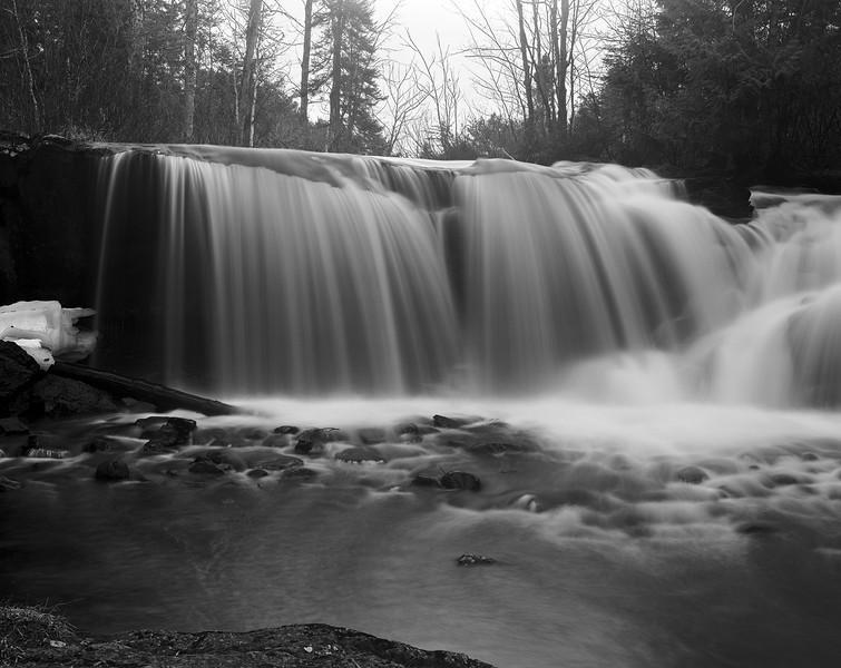 Raleigh Falls, Ignace Ontario 8x10