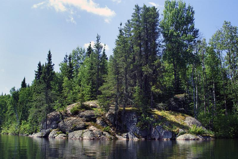 Taken on Ghost Lake.