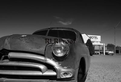 Wigwam Motel  Holbrook, Az.