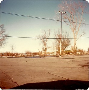Crescent Beach Hotel site, 1982