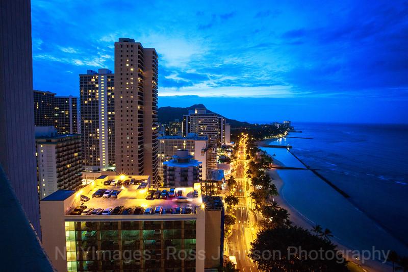 20180598 - Hyatt Waikiki- Honolulu