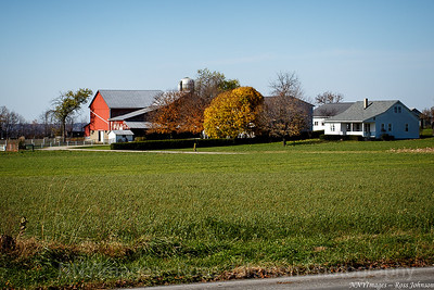 20131109-5D312539 Barns in Amish Country