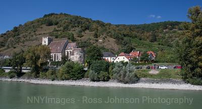 5D320730 Duernstein to Melk, Austria - Wachau Valley