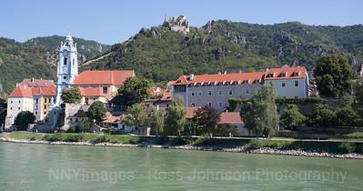 5D320714 Duernstein to Melk, Austria - Wachau Valley