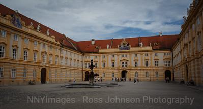 5D320760 Melk, Austria - Abbey