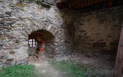 5D320829 Melk, Austria - Castle Aggstein