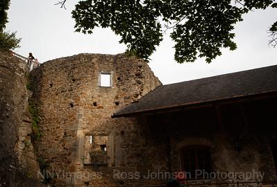 5D320806 Melk, Austria - Castle Aggstein