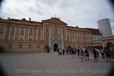 5D320753 Melk, Austria - Abbey