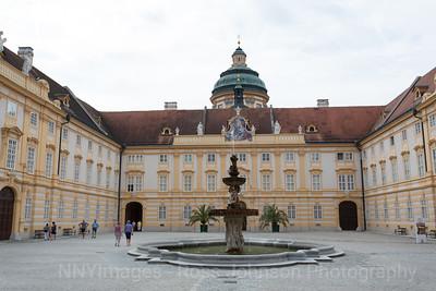 5D320759 Melk, Austria - Abbey