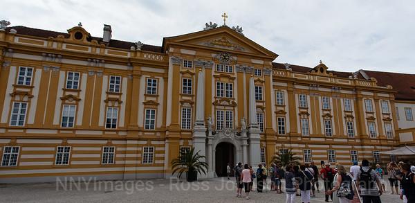5D320753 Melk, Austria - Abbey-Edit