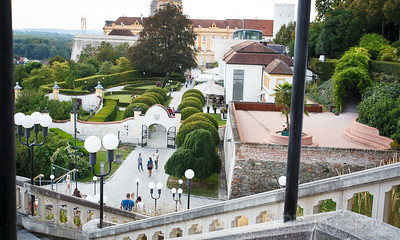 5D320790 Melk, Austria - Abbey
