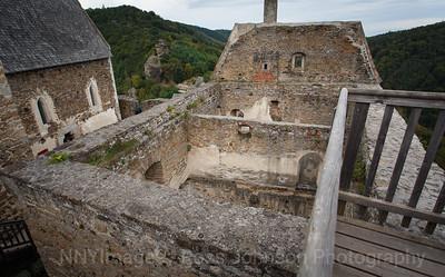5D320821 Melk, Austria - Castle Aggstein