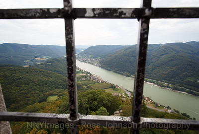 5D320818 Melk, Austria - Castle Aggstein