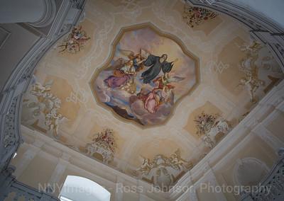 5D320756 Melk, Austria - Abbey