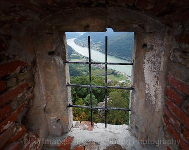 5D320822 Melk, Austria - Castle Aggstein