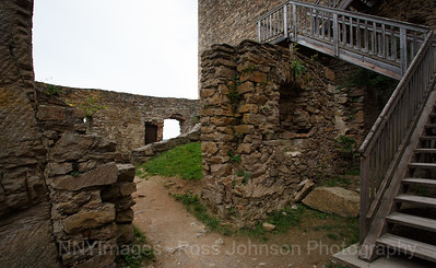 5D320812 Melk, Austria - Castle Aggstein