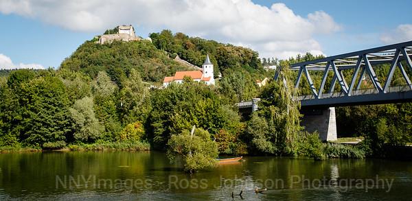 5D320936 Passau to Regensburg, Germany