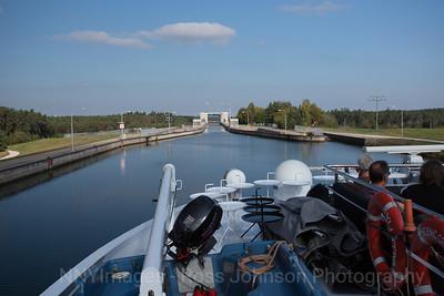 5D321027 Rhine-Main-Danube & Highest Lock