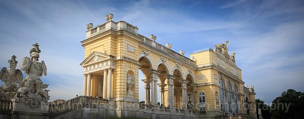 5D320548 Vienna Austria - Schonbrunn Palace