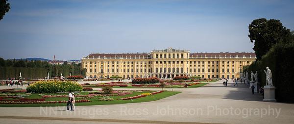 5D320564 Vienna Austria - Schonbrunn Palace