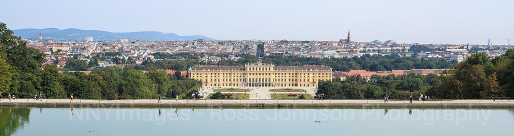 5D320544 Vienna Austria - Schonbrunn Palace