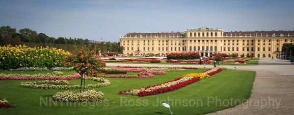5D320572 Vienna Austria - Schonbrunn Palace