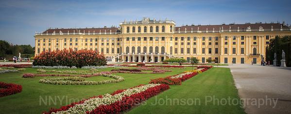5D320588 Vienna Austria - Schonbrunn Palace