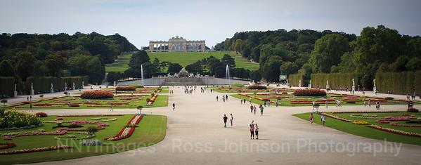 5D320589 Vienna Austria - Schonbrunn Palace
